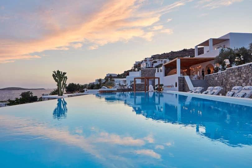 Conde Nast Traveler: Το κορυφαίο ταξιδιωτικό Site επέλεξε τα 5 καλύτερα ξενοδοχεία στην Ελλάδα