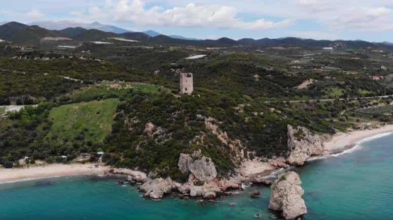 Βίντεο ημέρας: Πύργος Απολλωνίας, τα Χάιλαντς της Μακεδονίας – Τον «στολίζουν» 3 υπέροχες παραλίες