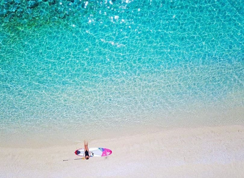 Οθωνοί: Ο άγνωστος παράδεισος βόρεια της Κέρκυρας – Καταπληκτική η φωτογραφία της ημέρας