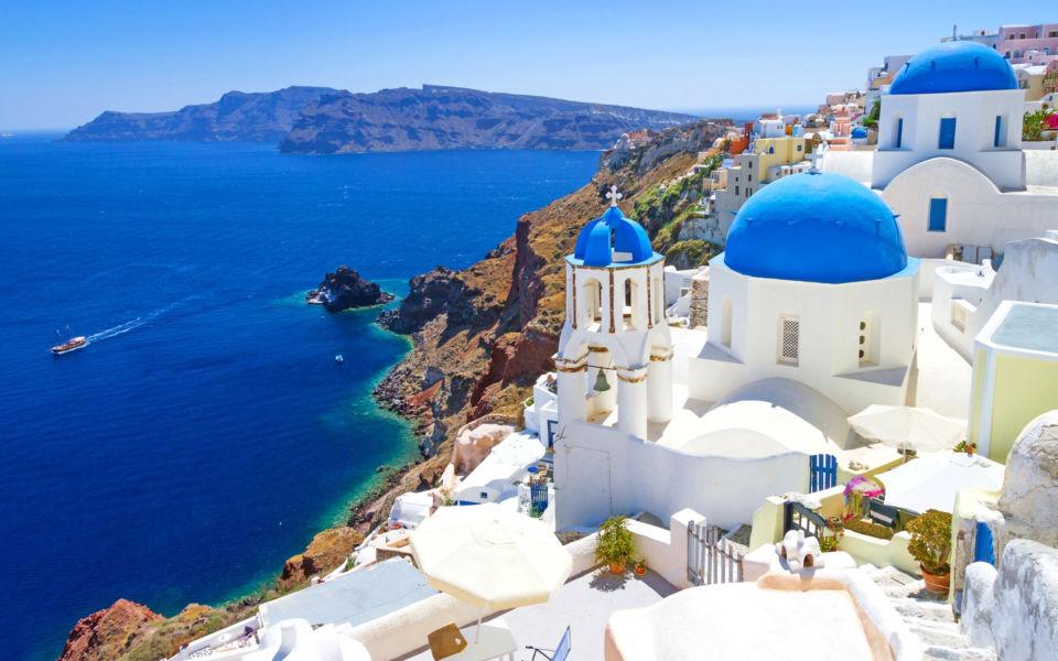 Βίντεο ημέρας: Μία απολαυστική πτήση πάνω από τα νησιά της Ελλάδας μας