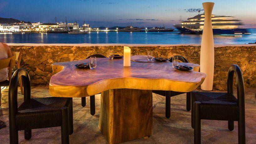 KIKU Mykonos: Ο τέλειος συνδυασμός πολυτέλειας, ελληνικής φιλοξενίας & ιαπωνικής γαστρονομικής τέχνης στο εστιατόριο της Μυκόνου