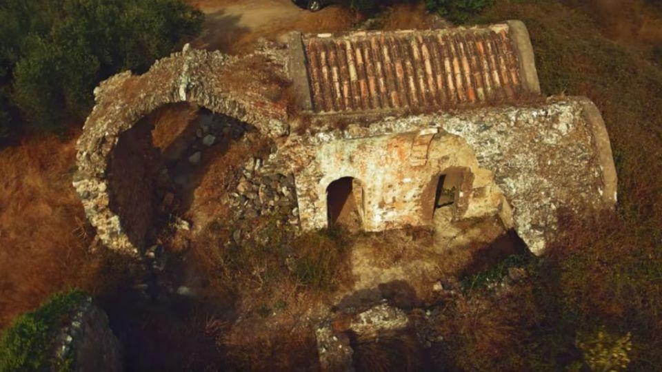 Βίντεο της ημέρας: Άγιος Αντώνιος Φραρώ – Το μοναστήρι στην Κρήτη που έβγαλε Πάπα της Ρώμης από ψηλά