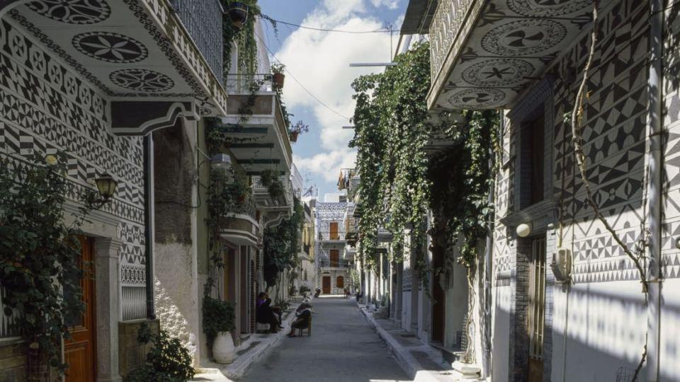 Από το «ζωγραφιστό» Πυργί της Χίου ως την Οία της Σαντορίνης : Ύμνος του αμερικάνικου Cnn σε 17 χωριά της Ελλάδας (φώτο)