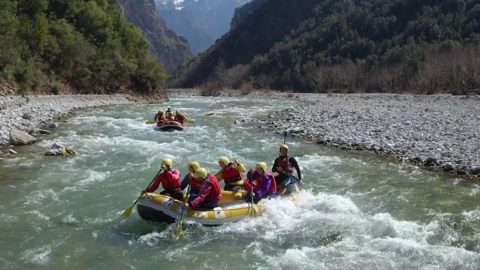 Βίντεο της ημέρας: Η εβδομάδα ξεκινά με περιπέτεια – Rafting & Canoe Kayak στην πανέμορφη λίμνη Κρεμαστών
