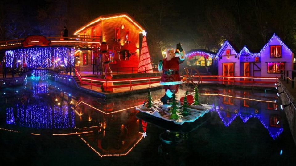 «Made In Greece» η μαγεία των Χριστουγέννων – Τα πανέμορφα χριστουγεννιάτικα χωριά της βόρειας Ελλάδας (φώτο)