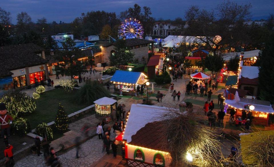 «Made In Greece» οι ονειρικοί ελληνικοί προορισμοί που κλέβουν την παράσταση για τις χριστουγεννιάτικες διακοπές (φώτο)