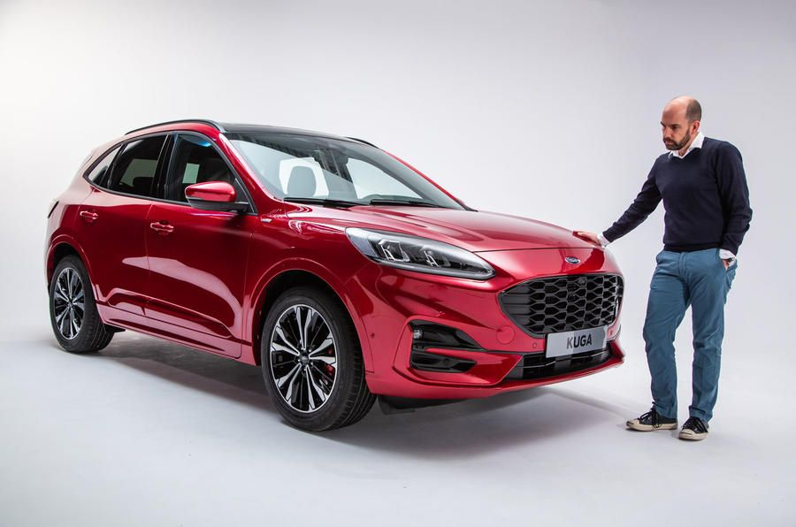 «Made In Greece» το νέο Ford Puma – To αυτοκίνητο «5 αστέρων» που σχεδίασε ο Γιώργος Σαριδάκης (φώτο-βίντεο)
