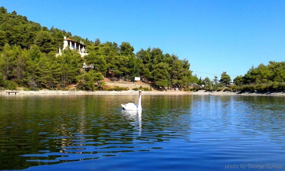 Λίμνη Μπελέτσι (Πάρνηθα)