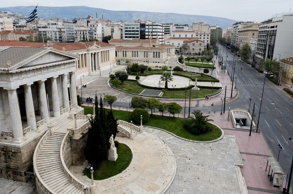 Made In Greece – 8 Έλληνες καθηγητές του Πανεπιστημίου Αθηνών ανάμεσα στους κορυφαίους παγκοσμίως με επιρροή