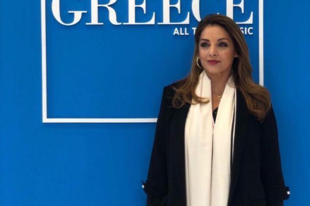 Άντζελα Γκερέκου: Εγκαινιάζει το #AgapiMouGrecia – Αρμονία μεταξύ εικονικού και πραγματικού τουρισμού