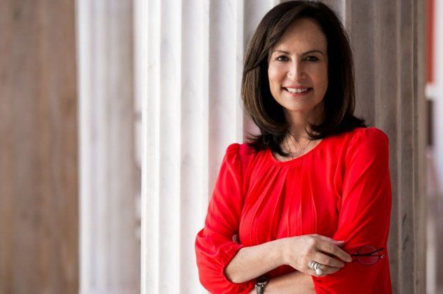 Topwoman η Άννα Διαμαντοπούλου: Πέρασε στον επόμενο γύρο για τη θέση του γενικού γραμματέα του ΟΟΣΑ