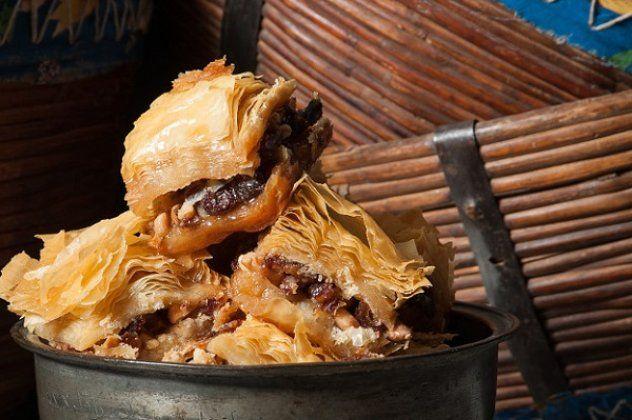 Στέλιος Παρλιάρος: Μπακλαβάς με χουρμάδες – Το Tip του σεφ που θα δώσει άλλη διάσταση στο πιάτο σας