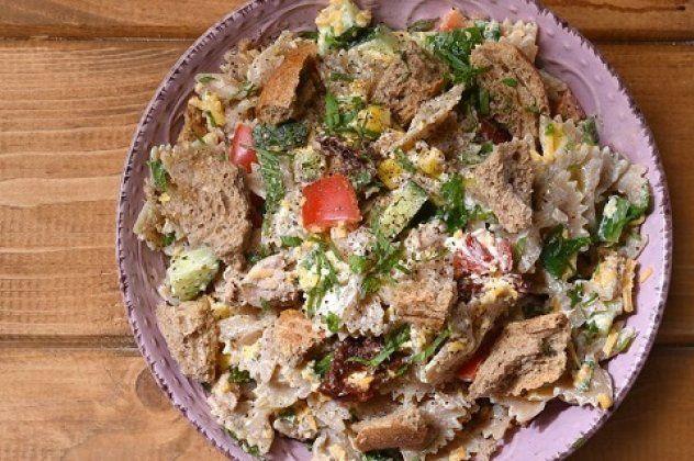 Recipe Main Tonosalata Me Zymarika Olikis Alesis