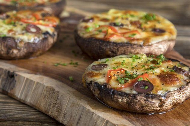 Recipe Main Portobello Pizza Site