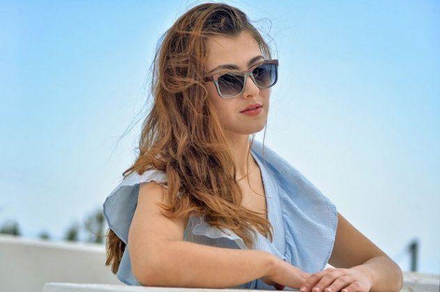 Made In Greece τα ξύλινα γυαλιά ηλίου Zyl