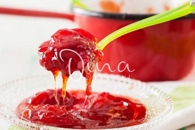 Γλυκό του κουταλιού καρπούζι από τη Ντίνα Νικολάου