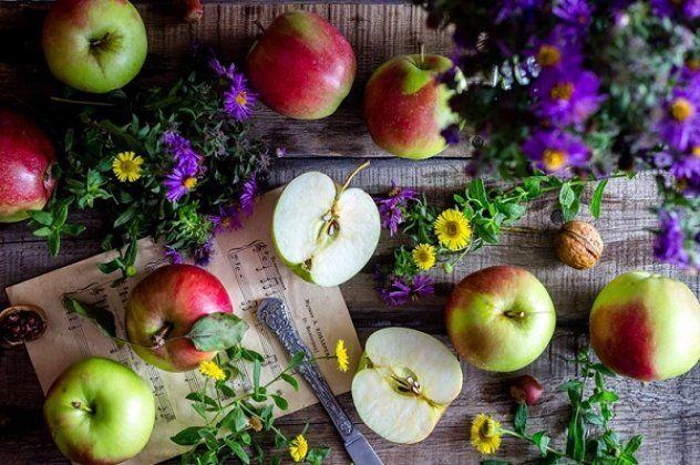 Ντίνα Νικολάου: Μήλο… 10 ιδέες για να το «δείτε» αλλιώς
